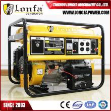 Planta de energía del motor Honda 8500W 60Hz 110 / 220V generador eléctrico portátil