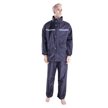 High Quality Police polyster Raincoat jacket