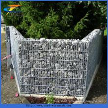 Rigid Quality Reno Mattress Basket Square Welded Gabion Box