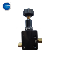 Knob Style Adjustable Brake Proportioning Valve Untuk GM