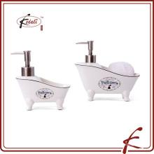 Фарфоровые изделия для ванной