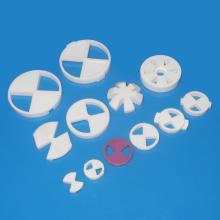 Diamond Polished Alumina Ceramic Seal Disks For Pump