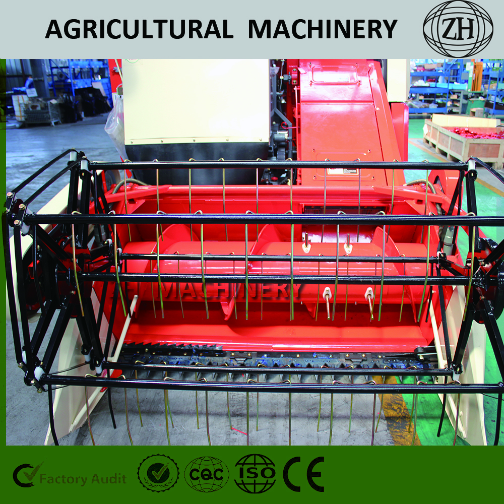 Red Agriculture Machine 2.0kg / s cosechadora