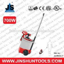 JS HVLP 750W Elektromotor Farbspritzpistole Kit 800 ml, JS-FB13C-T