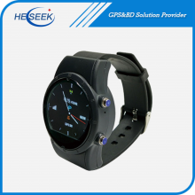 Utomhus Realtime Monitor GPS Watch med GSM