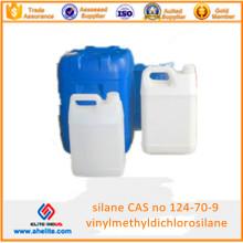 Ethenyl Silane Diclorometilvinilsilano Semelhante ao Z1227 (Nº CAS 124-70-9)