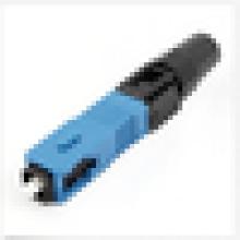Conector rápido reutilizável da fibra óptica de SC / UPC com 50pieces / pacote