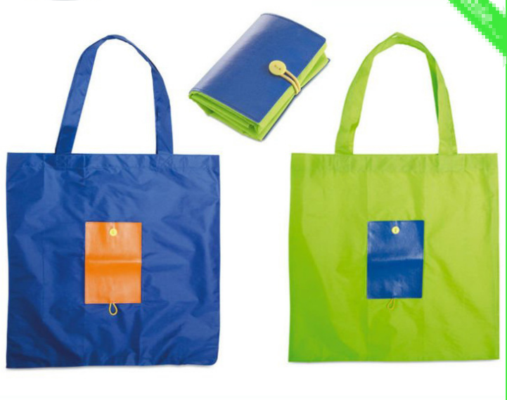 Custom Nylon Shopping Bag