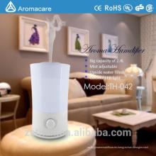 Aromacare agrega agua del humidificador casero superior fácil