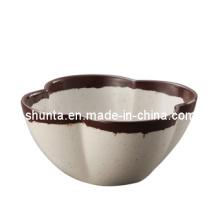 "100% Melamine Dinnerware- ""Thousand of Mountain""Series Dessert Bowl/High-Grade Melamine Tableware (CS4231)"