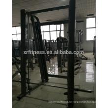 Коммерчески оборудование гимнастики/ комплексный тренажер / Многофункциональный машина Смита(ХН-923)