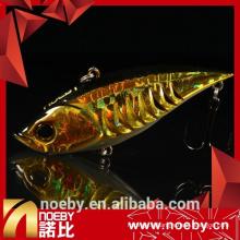 NOEBY 75mm 18g casse-pêche artificielle blancs VIB pêche attrait