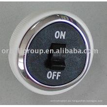 Botón de elevación del elevador (encendido, apagado), piezas de elevación