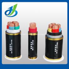 Câble en aluminium isolé et gainé de PVC d'aluminium de 0.6L / 1KV basse tension de VLV pour l'intérieur, tunnel et tranchée de câble