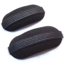 2PCS Bump It hasta el pelo de la esponja del volumen que labra las inserciones (HEAD-113)