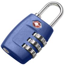 Cerradura de combinación Tsa equipaje bloqueo Cable Tsa Lock de viaje