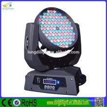 108X3W DMX LED RGBW beweglicher Kopf