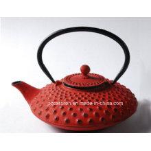 Costomer Design Teapot ferro fundido