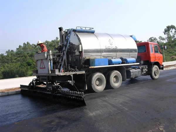 4000L Asphalt Sprayer