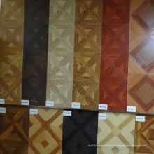 Piso De Madeira De Carvalho (pisos De Mosaico De Madeira) Piso / Engineered Flooring (Parquet Flooring)