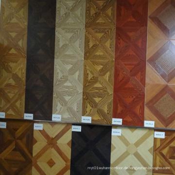 Eichenholz-Muster (Holzmosaik-Böden) Boden / Engineered Flooring (Parkettboden)