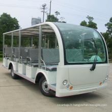 Bus touristique électrique de 23 passagers pour les touristes (DN-23)