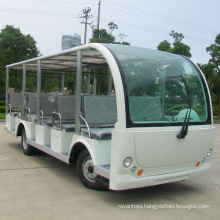 23 Passenger Electric Sightseeing Resort Bus for Tourist (DN-23)