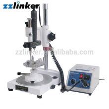 Máquina de fresar laboratorial de zircônia