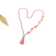 collar de piedras preciosas colgante con cuentas de turquesa hecho a mano collares naturales de piedras preciosas