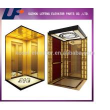 Опциональная отделка кабины пассажирского лифта / детали лифта