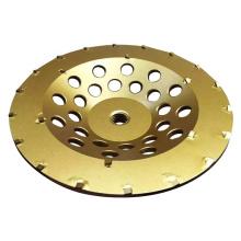 Diamond Grinding Tool Abrasive Tool PCD Diamond Grinding Cup Wheel
