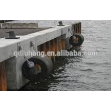 Garde-boues marins Bridgestone Fender cylindriques