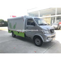 4x2 best condition Hydraulic Lifter Garbage truck