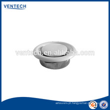 Metal disco da válvula, válvula de disco, difusor de bola, difusor de ar, grelha de ventilação