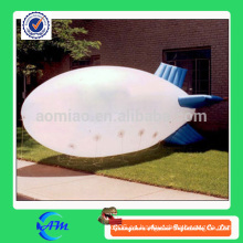 Globo inflable del helio inflable inflable del misil inflable modificado para requisitos particulares para la venta