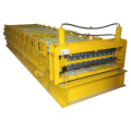 Double Layers High Quality Used Roll Forming Machine