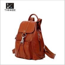 Для девочек рюкзак/пустой рюкзак/девушки кожаный рюкзак сумки