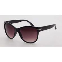 Модные женские пластиковые солнцезащитные очки с логотипом на заказ