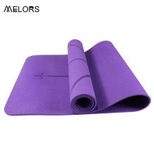 Melors Leicht zu reinigende Yogamatte