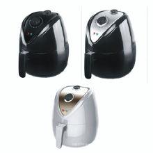 Frigideira de controle de toque com sensor de 2,6 L com display digital