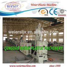 máquinas de estirador de solo tornillo para la fabricación de tubería de plástico
