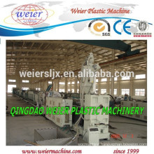 single screw extruder machines for plastic pipe making