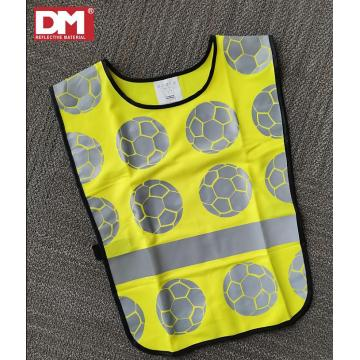 Child Safety Vest Waistcoat with custom Reflective Strips