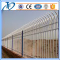 High security garrison fence