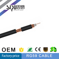SIPU lowest price 75ohms coaxial cables RG series (RG11, RG6, RG59, RG213, RG214, RG58)