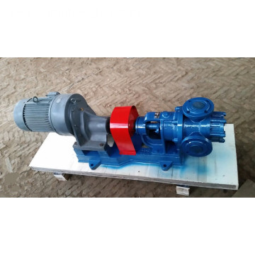 High viscosity electric grease oil rotary oil pump