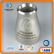 Wp316 conc. réducteur à ASME B16.9 raccord (KT0064)