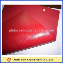 Gewebte Vinyl-Gewebe, um Produkte oder Möbel aus Grundgewebe aus 100% Polyester zu bedecken