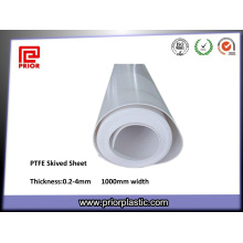 Excellent Skived PTFE Sheet with Competitive Price