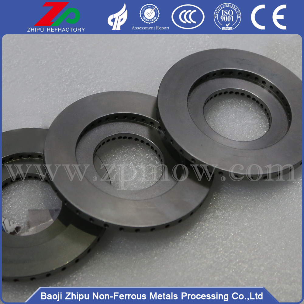 Super quality best sell molybdenum alloy flange